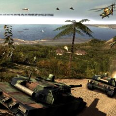 В Epic Games Store раздают Wargame: Red Dragon
